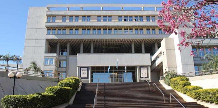 Coronavirus: el Poder Judicial de Misiones estableció feria extraordinaria en tres juzgados